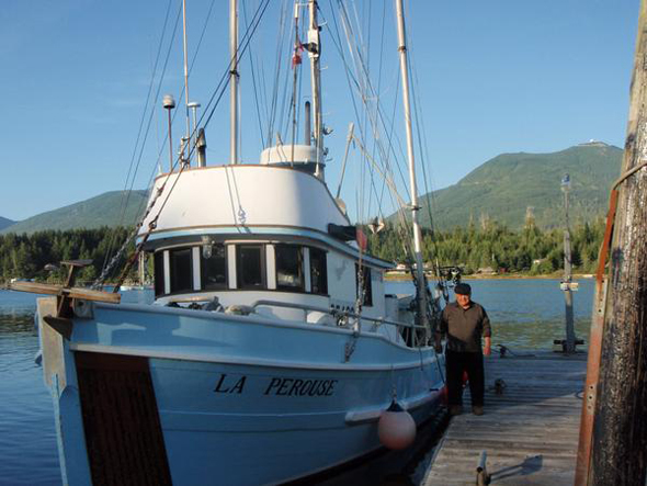 The story of a salmon trolling family in Ucluelet